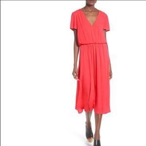 Like New WAYF Midi Dress